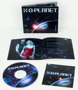 CD (Digipack)
